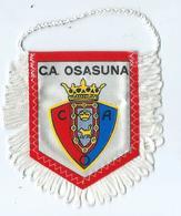 Fanion Football L'équipe De CA Osasuna - Apparel, Souvenirs & Other