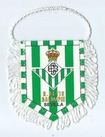 Fanion Football L'équipe De Betis De Seville - Apparel, Souvenirs & Other