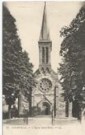 54  Lunéville   L'(église St Maur - Luneville