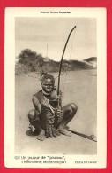 CPA: Mozambique - Un Joueur De Goubou (Makoulane) - Mozambique
