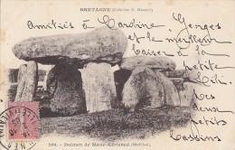Carnac 56 - Précurseur Dolmen De Mané-Kérioned  - 1905 - Carnac