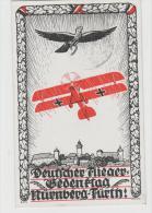 W-L071 / Festpostkarte Zum Flieger-Gedenktag 13.7.24 Mit Sonderstempel Fürth - Nürnberg - Allemagne