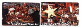 SAN MARINO CENTO ANNI DI MILAN 4000+5000 Lire Nuove Cod.schede.015 - San Marino