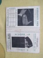 1930 Elettroutile Via Fiorentini 91 NAPOLI Angolo Toledo Tessera Guadagnerete Certo - Calendari