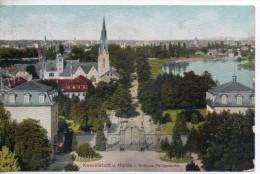 Allemagne. Kesselstadt U Hanau. V. Schloss Philippsruhe. Coins émoussés - Hanau