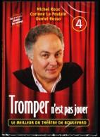 """"""" Au Théâtre Ce Soir """" - Tromper N'est Pas Jouer - Michel Roux, Corinne Le Poulain . - Séries Et Programmes TV"""