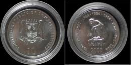 Somalia 10 Shilling 2000- Monkey - Somalie