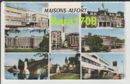 94 MAISONS ALFORT, 8 Vues. ( VOIR SCAN ). - Maisons Alfort