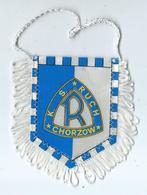 Fanion Football L'equipe De Ruch Chorzow - Apparel, Souvenirs & Other