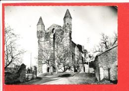 65 CASTELNAU RIVIERE BASSE cpsm petite animation Eglise de Mazere           6 Laforgue