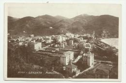 LEVANTO PANORAMA NON VIAGGIATA F.G. - Savona
