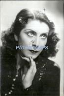 22297 ARGENTINA ARTISTA NELLY OMAR 1911 -2013 SINGER TANGO & FOLCLORE 18 X 12 CM PHOTO NO POSTCARD - Affiches