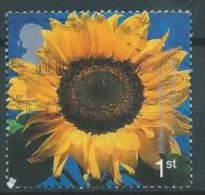 GB 2000 Tree & Leaf  2 Nd  SG 2157 SC 1919 MI 1882 YV 2192 - Used Stamps
