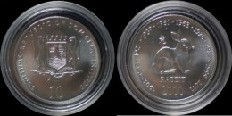 Somalia 10 Shilling 2000- Rabbit - Somalie
