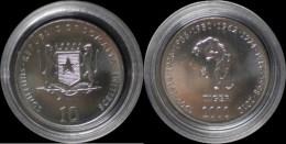 Somalia 10 Shilling 2000- Tiger - Somalie