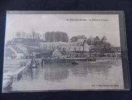 27 Dun Sur Auron Le Chatelet Et Le Bassin Phot A Carré Dun Sur Auron Cher - Dun-sur-Auron