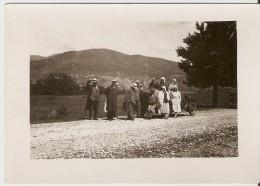 ROMANIA - ORIGINAL PHOTO 1935, Old Car - Photos