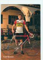 Emiel KERSTENS . 2 Scans. Cyclisme. Kwantum 1986 - Radsport