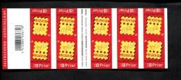 BELGIE POSTFRIS MINT NEVER HINGED  OCB B64 BELGICA B 64 3528 3528A 3528B - Carnets 1953-....