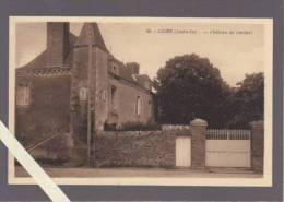 Ligné - Chateau De Carheil - éd G.Artaud - Ligné