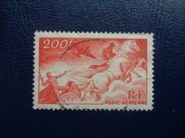 France 1946/47 Poste Aérienne N°PA19 Oblitéré - Luftpost