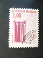 France - 1992 Préoblitéré Instrument De Musique Tambourin N° 218 Neuf ** - Préoblitérés