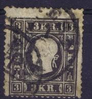 Austria: Mi Nr 11 I A   Gebraucht/used/obl. 1858 - Gebraucht