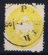Austria: Mi Nr 24 A   Gebraucht/used/obl. 1863 Ks 14 - Gebraucht