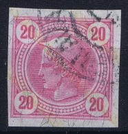 Austria: Mi Nr 104 Gebraucht/used/obl.   1901 - Gebraucht