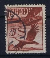 Austria: Mi Nr 485 Gebraucht/used/obl.   1925 - Luftpost
