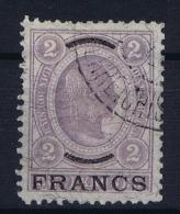 Austria Post Auf Kreta Mi Nr 6  Gestempelt/used/obl. - Levante-Marken