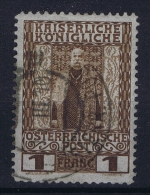 Austria Post Auf Kreta Mi Nr 22 Gestempelt/used/obl. - Levante-Marken