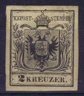 Austria Mi nr 5 MH/* Falz.