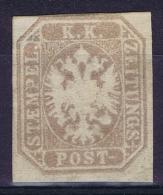 Austria Mi nr 29 X c MH/* Falz. 1863