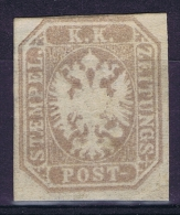 Austria Mi Nr 29 X C MH/* Falz. 1863 - Ungebraucht