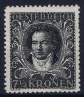 Austria Mi nr 420 B    MH/* Falz.   1920 Perfo 11,50