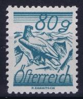 Austria Mi nr 465   MNH/** sans Charni�re  Postfrisch   1925