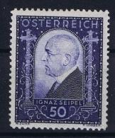 Austria Mi Nr  544  MNH/** Sans Charnière  Postfrisch  1932 - Ungebraucht