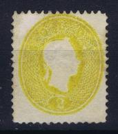 Austria Lombardei-Venetia  ND 1861 , 2 S  Gelb MH/* Falz - Levante-Marken