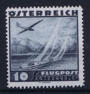 Austria  Luftpost  Mi Nr 612 MNH/** Sans Charnière  Postfrisch  1935 - Luftpost