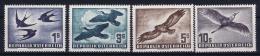 Austria  Luftpost  Mi Nr 984 - 987  MNH/** Sans Charnière  Postfrisch  1953 - Luftpost