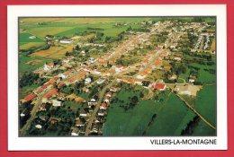 54. Environs De Longwy. Villers-la- Montagne. Vue Aérienne - Autres Communes