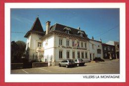 54. Environs De Longwy. Villers-la- Montagne. Mairie - Autres Communes
