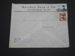 EGYPTE- Détaillons Jolie Collection De Documents Période 1880 à 1955 -  A Voir - Lot N° 10168 - Égypte