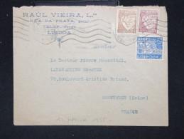 PORTUGAL - Lot De 5 Enveloppes Période 1935/70 - A Voir - Lot P12426 - Marcophilie