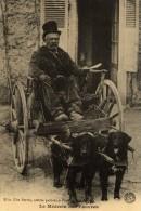 LE MEDECIN DES PAUVRES Et Son Attelage De Chiens -REPRODUCTION - Cartes Postales
