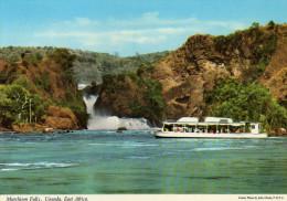 Murchison Falls, Les Cascades Murchison - Uganda