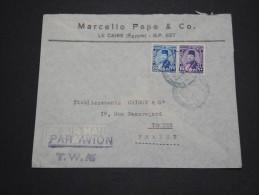 EGYPTE- Détaillons Jolie Collection De Documents Période 1880 à 1955 -  A Voir - Lot N° 10169 - Égypte