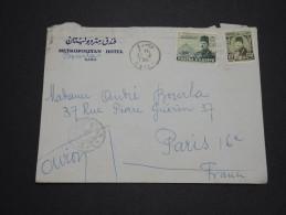 EGYPTE- Détaillons Jolie Collection De Documents Période 1880 à 1955 -  A Voir - Lot N° 10171 - Égypte