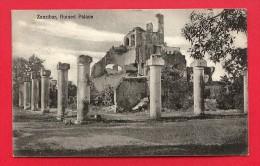 CPA: Zanzibar - Ruined Palace - Tanzania